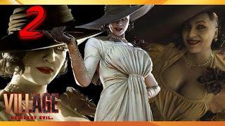 RESIDENT EVIL 8 VILLAGE ¡APARECE LADY DIMITRESCU! CAPITULO 2