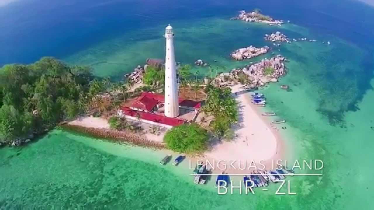 Hopping Island Belitung Indonesia Youtube