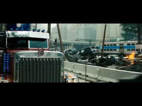Transformers 3 final battle part 1