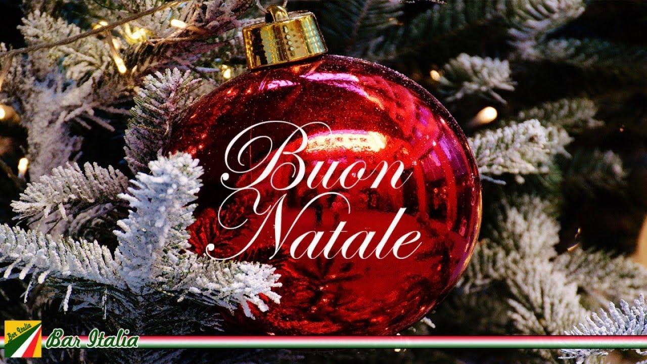 Buon Natale Buon Natale Canzone.Buon Natale Le Piu Belle Canzoni Di Natale In Italiano E Al