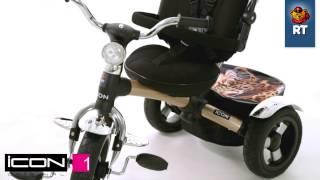 Трехколесный велосипед-коляска Lexus trike original ICON 1 RT original