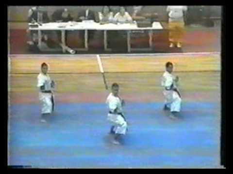 Sensei Mostafa Elrakabawy - 1991 All African Games, Cairo - Egypt