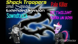 Shock Troopers 2nd Squad: Soundtrack