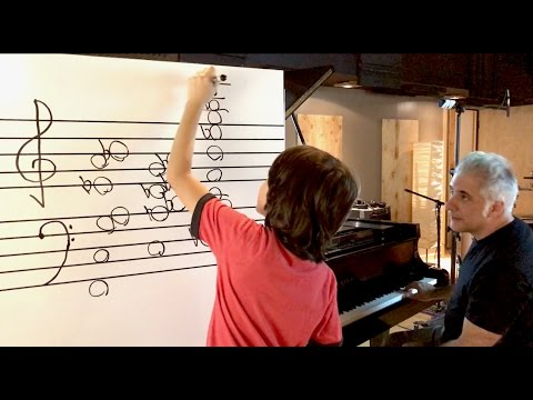 Perfect Pitch: The World's Greatest Ear Part 5 - Music Notation!