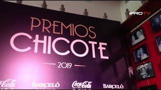 PREMIOS CHICOTE 2019