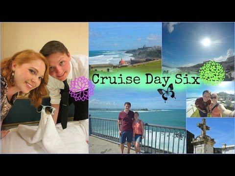Cruise Day Six // San Juan & Our Anniversary (Vlog Dec. 11th)