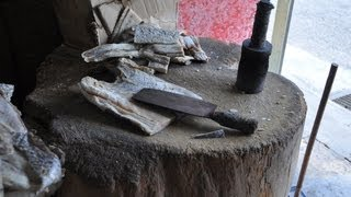 The Traditional Industries Of Malacca Series (5) - Chopping Board