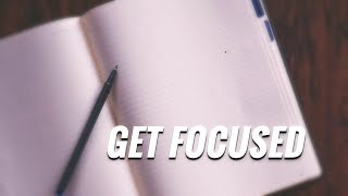 how i journal to get GROUNDED, FOCUSED and PRODUCTIVE   #GrowFriday