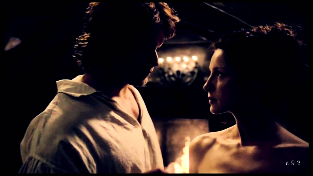Outlander The Wedding Claire And Jamie You