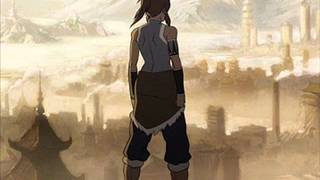Legend of Korra theme song