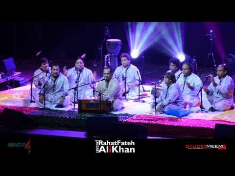Ustad Rahat Fateh Ali Khan - Allahu Allahu | Live In DC 2013