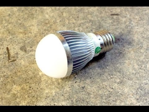The LED lights in your home could be spying on you!