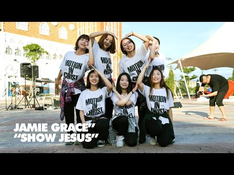 "MIC (Motion In Christ) - Jamie Grace ""Show Jesus"" @MnT 2014 [CCD 워십댄스 Worship Dance]"