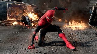 Spider Man Far From Home Final Battle Part 2  HD