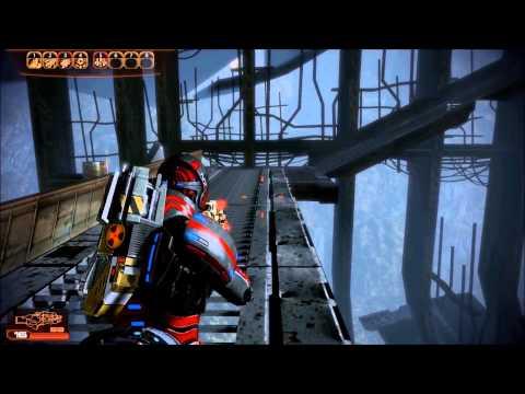 Mass Effect 2 Part 22 (Male Soldier)