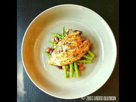 The Art of Plating : Catfish on Creole Beans
