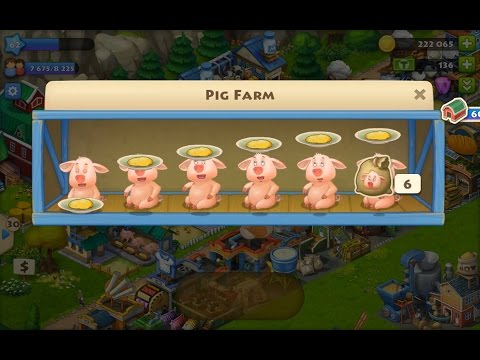 Township Level 62 Update 15 HD 1080p