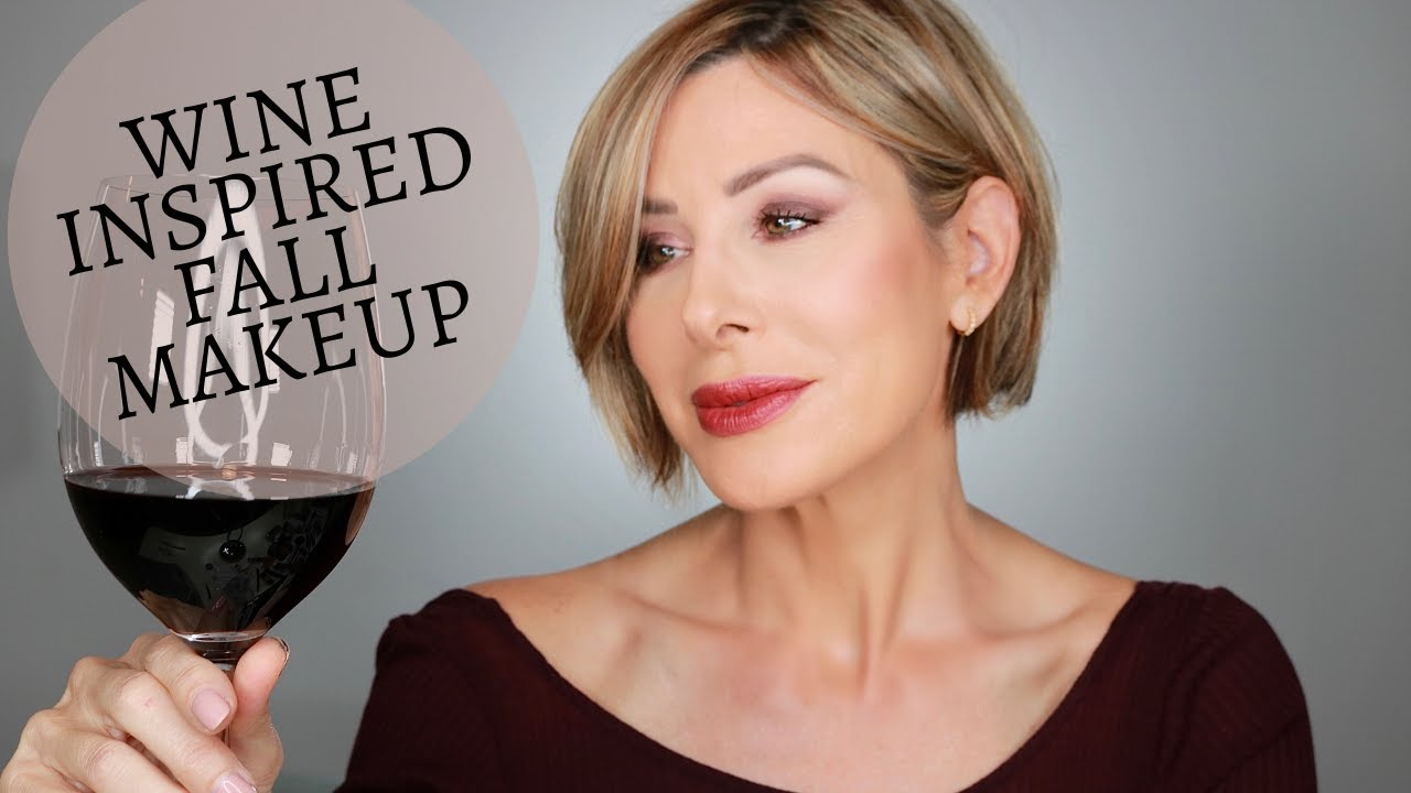 """Fine Like Wine"" Fall Drugstore Makeup Tutorial For Women In Their Prime 