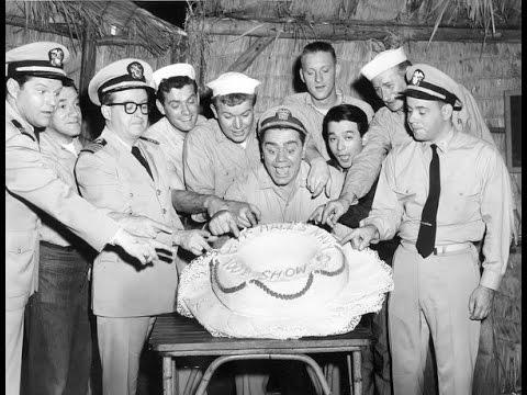 "McHale's Navy Full Episodes: Season 1x31   ""Alias Captain Binghamton"""