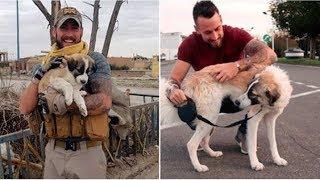 Солдат нашел бездомного щенка и в конце своей службы ему пришлось принять трудное решение