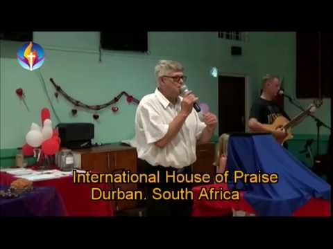 IHOP Durban LIVE Stream Sunday Morning Service  19 February 2017