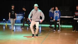 Vadim Poznjakov | HipHop Solo Male Adults | LT Cup'16 | LithuanianCupTV