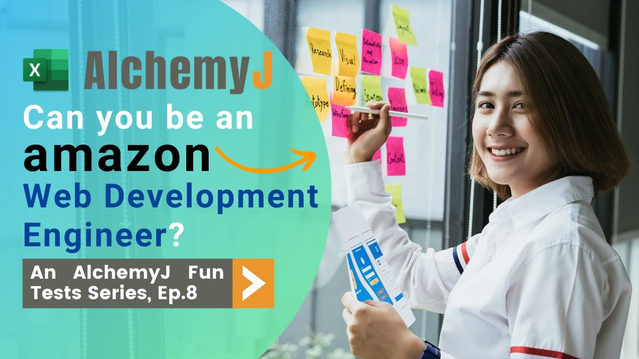 Self Assessment - Can you be an Amazon Web Development Engineer?