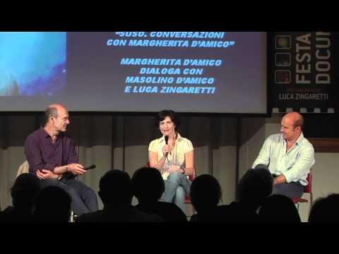 BIOGRAFIE - INCONTRO CON MARGHERITA D'AMICO, MASOLINO D'AMICO e LUCA ZINGARETTI