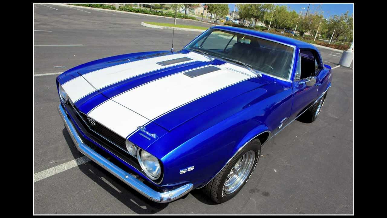 Cobalt Blue Camaro | Autos Post