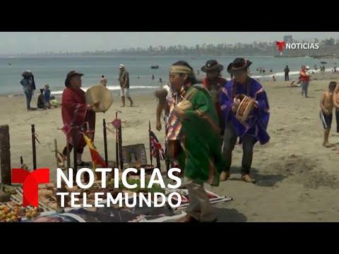 Chamán Peruano Predice Que Trump No Será Reelegido En 2020 | Noticias Telemundo