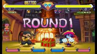 [TAS] Super Gem Fighter / Pocket Fighter - Ibuki