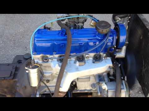 Ford Taunus 1971 | Форд Таунус | Результат кап. ремонта двигателя  | СТО МОТОР