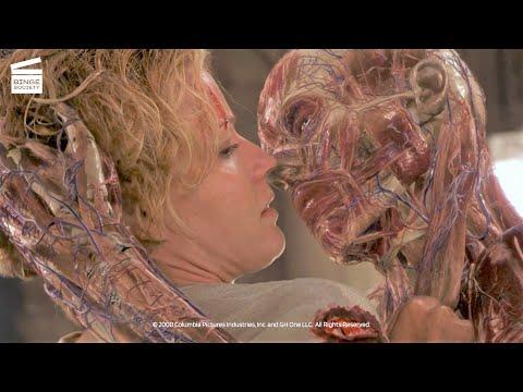 Hollow Man: Sebastian Attacks Linda (HD CLIP)