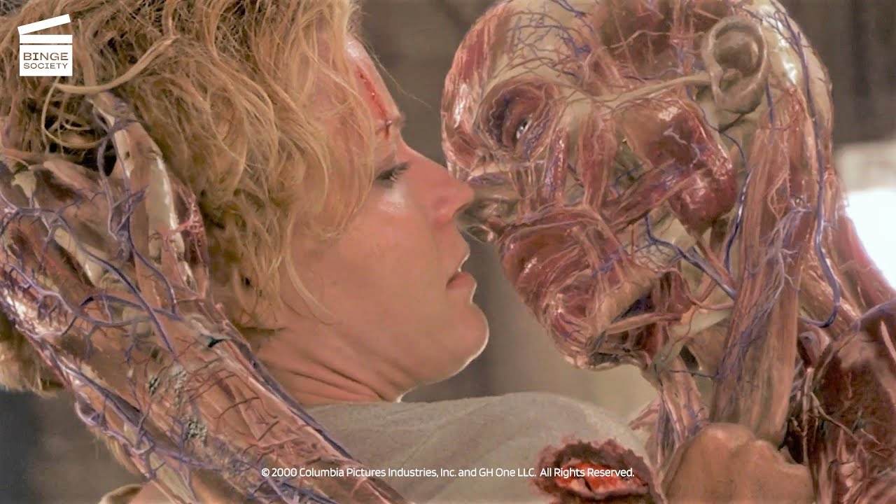 Download Hollow Man: Sebastian attacks Linda (HD CLIP)
