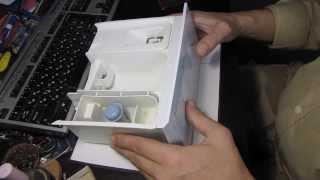 Как устранить течь в стиральной машине(Со временем, некоторые стиральные машинки (особенно фирмы LG) начинают протекать при наборе воды. Виноват..., 2013-12-05T12:21:04.000Z)