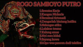 Lagu jaranan terbaru rogo samboyo putro 2020