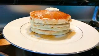 Easy yummy simple pancake recipe/Best Ever Homemade Pancake