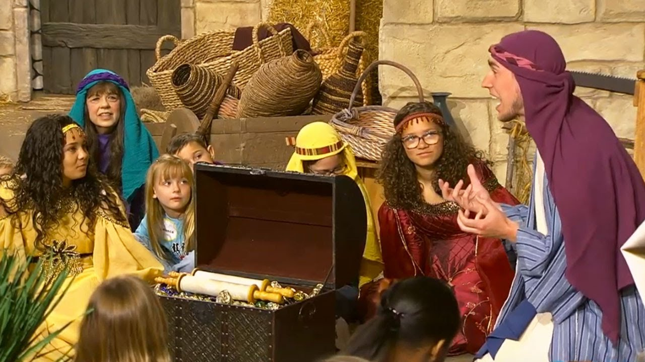"14 - ""God's Good Creation"" - 3ABN Kids Camp Bible Gems"