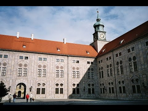 Places to see in ( Munich - Germany ) Munich Residence