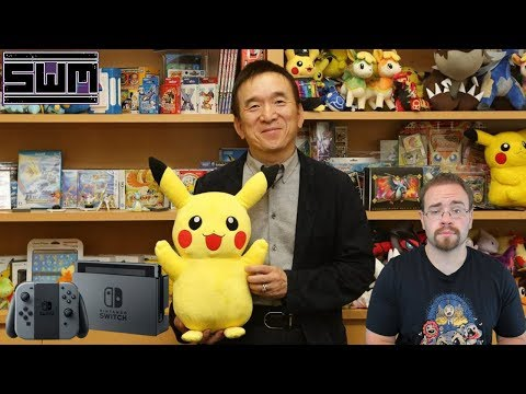 News Wave Extra! - The Pokemon CEO Thought The Nintendo Switch Was Going To Fail