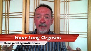 Renegade Hypnotist: Hour Long Orgasms