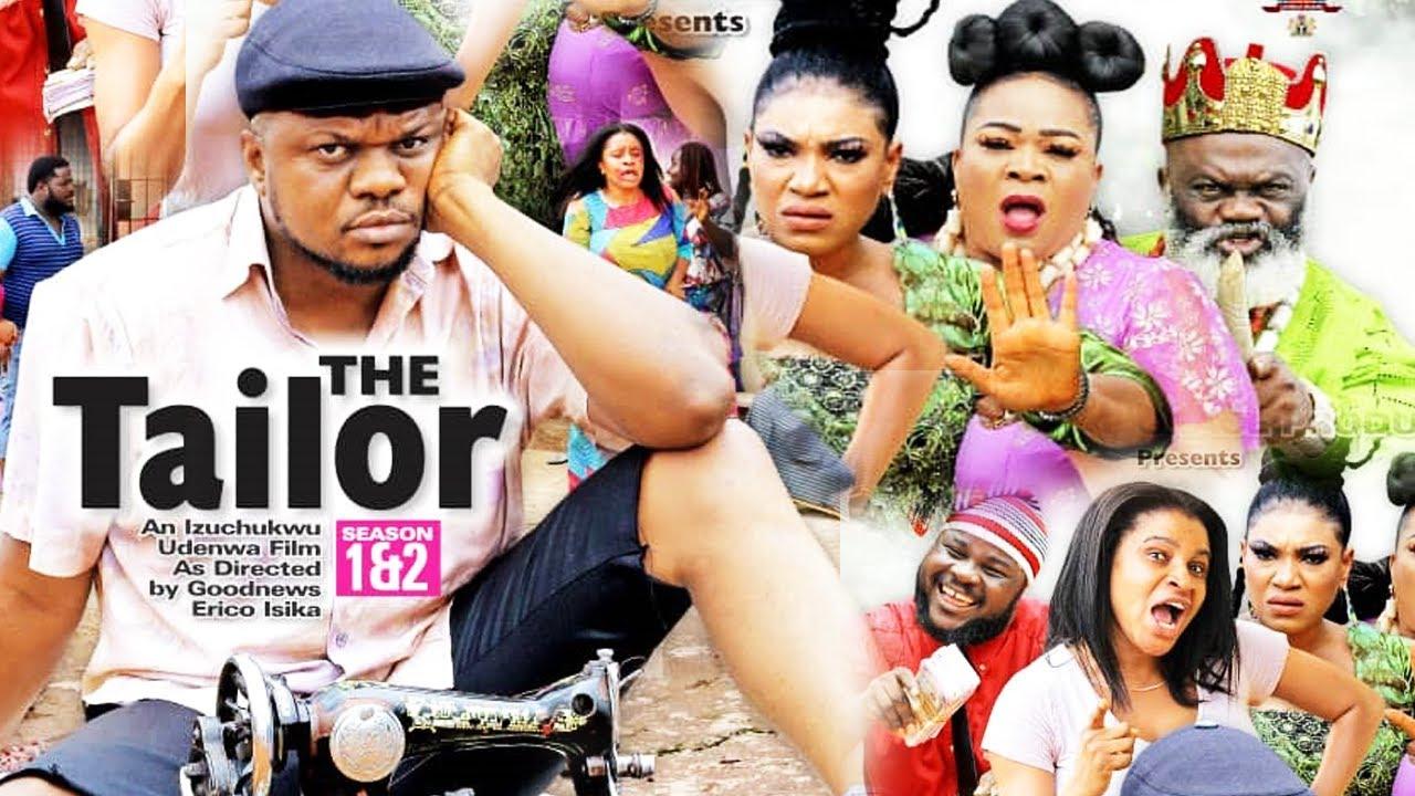 Download THE TAILOR SEASON 1 {NEW TRENDING MOVIE} - KEN ERICS|QUEENETH HIlbert|2021 latest Nigerian Movie