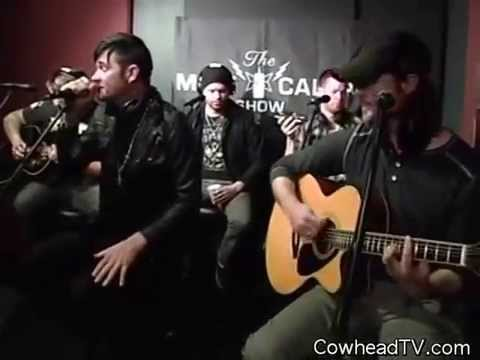 Hinder Get Stoned Acoustic 1.22.15 Mike Calta Show