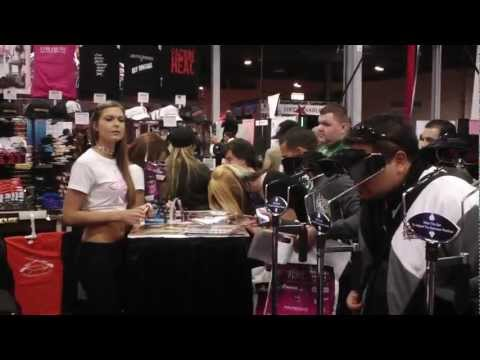 Penthouse Shots at Exxxotica New Jersey