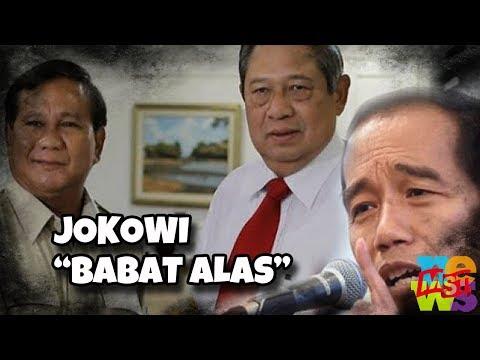 Peta Politik Terkini: Jokowi Babat Alas, Prabowo Gendreruwo, SBY Hilang