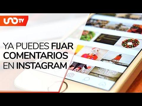 ¿Cómo fijar comentarios en Instagram?