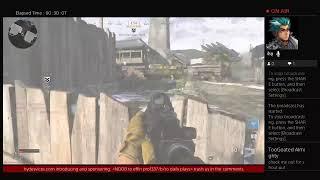 Modern Warfare RANKED +100 NOOB Live Daily Adventure