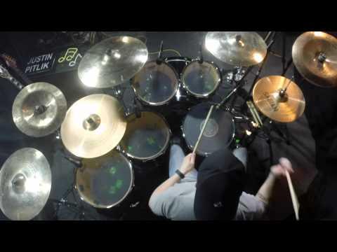 Three Days Grace - I Am Machine (Drum Cover) - YouTube