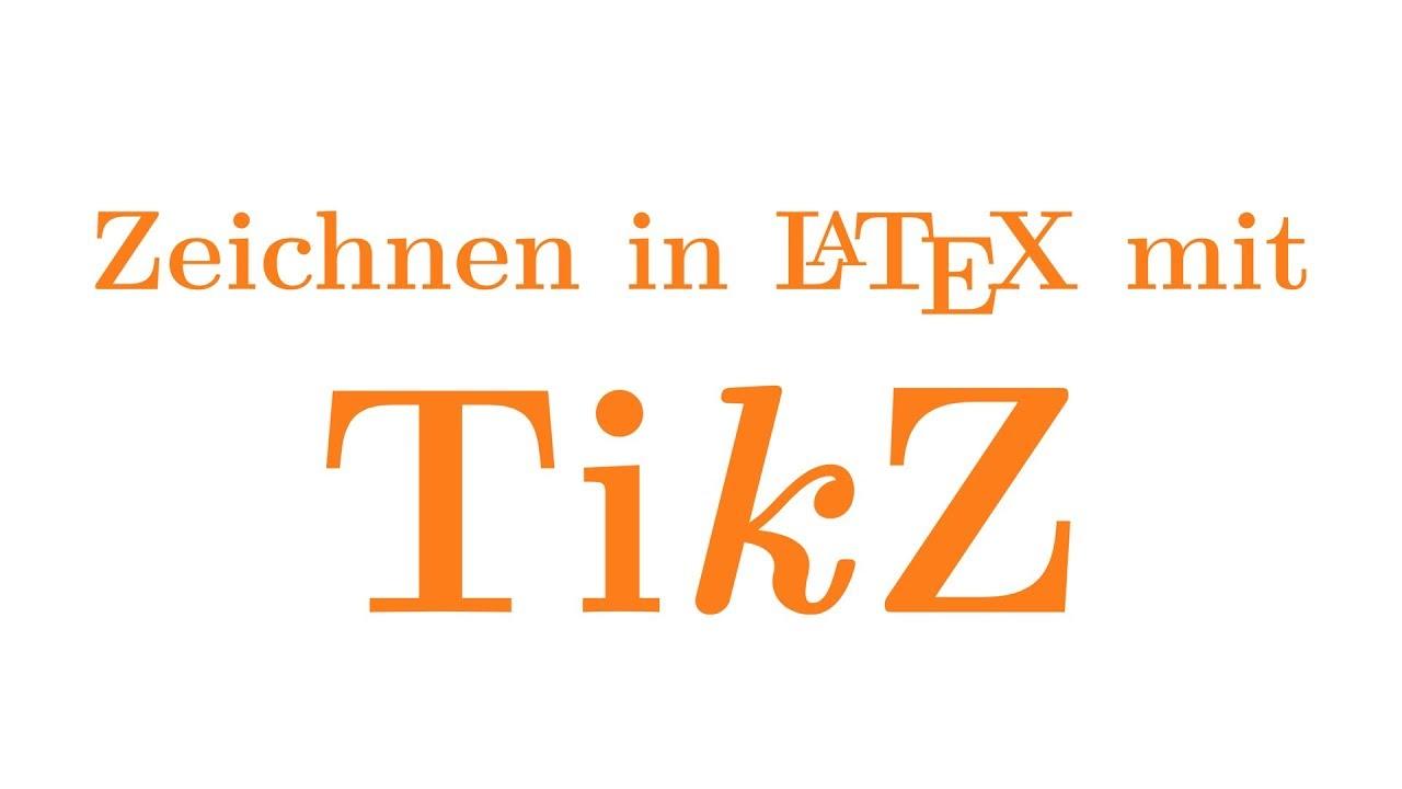 Zeichnen in latex mit tikz youtube zeichnen in latex mit tikz ccuart Gallery