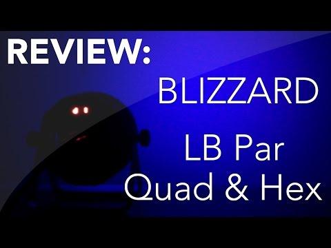 LB Par by Blizzard Lighting - REVIEW